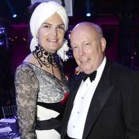 Emma Fellowes and Julian Fellowes