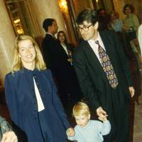 Lady Helen Taylor, Tim Taylor and Columbus Taylor