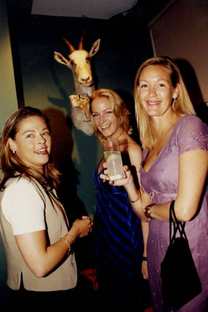 Laura Gosling, Didi Ilse and Emma Gibbs