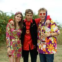 Iona Cleave, Fergus Williams and Max Davies