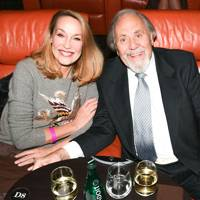 Jerry Hall-Murdock and George Schlatter