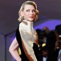 Cate Blanchett at the Suspiria premiere
