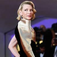 Cate Blanchett at the Suspiria premiere
