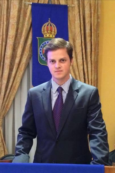 Rafael of Orléans-Braganza, Prince of Brazil 34