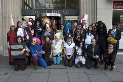 Happy Halloween from Team Tatler!