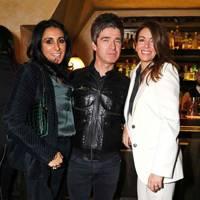 Serena Rees, Noel Gallagher and Sara MacDonald