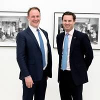 Miles Wood and David Cudd
