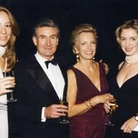 Karla von Keudell, Bruce McAlpine, Mrs Bruce McAlpine and Olivia Hirschberg