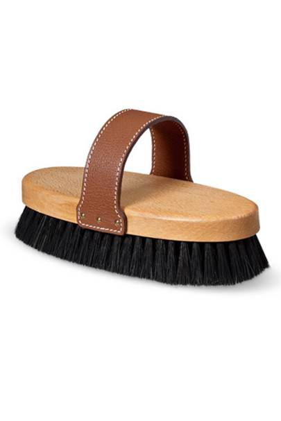 Hermès horse brush