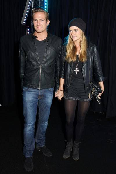 Jacobi Anstruther-Gough-Calthorpe and Cressida Bonas