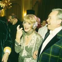 Rupert Hambro, Mrs Rupert Hambro and Duncan McLaren