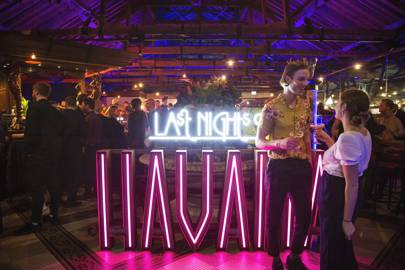 Last Nights of Havana pop-up at Tobacco Dock