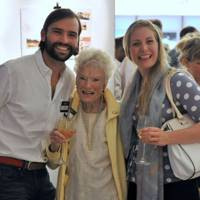 Jack Brockway, Eve Branson and Katie Hamilton