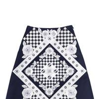 Wool skirt, £1,069, by Holly Fulton