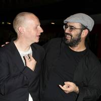 Jonathan Slinger and Amer Hlehel
