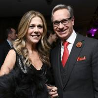 Rita Wilson and Paul Feig