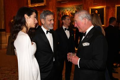 Hollywood royalty grace Prince Charles's Buckingham Palace Party dinner