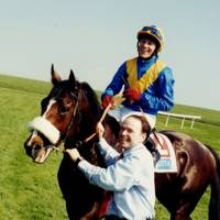 King's Best with Kieren Fallon and Mick Blaigh