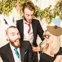 Hamish Mackenzie-Sempill, Thom Mackenzie-Sempill and Jo Anson