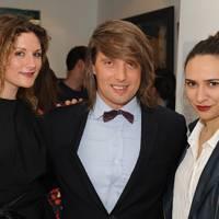 Charlotte Salasky, Samir Ceric and Natalie Ngai