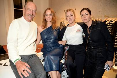 Stan Smith, Stella McCartney, Ellie Goulding and Mary McCartney