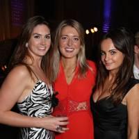 Katherine Weguelin, Melanie Scarisbrick and Sara-Jo Coakley