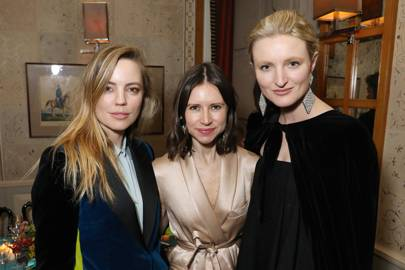 Melissa George, Sophie Goodwin and Candice Lake
