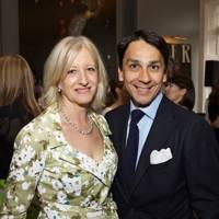 Patricia Stevenson and Francois Le Troquer