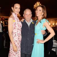 Catherine Bailey, David Bailey and Heather Kerzner
