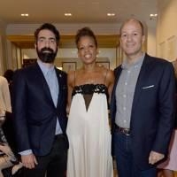 Aaron Levine, Robin Mitchel and John Mehas