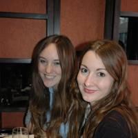 Lucinda Turner and Megan Boyes