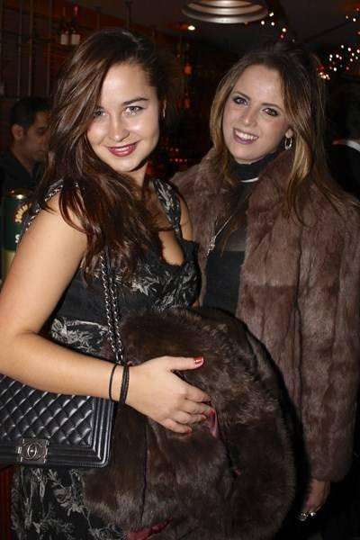 Karina Sagild and Lara Galaun