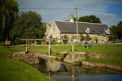 The Kings' Head Inn at Bledington