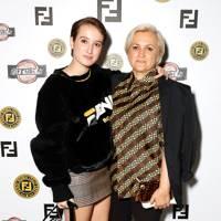 Leonetta Luciano Fendi and Silvia Venturini Fendi