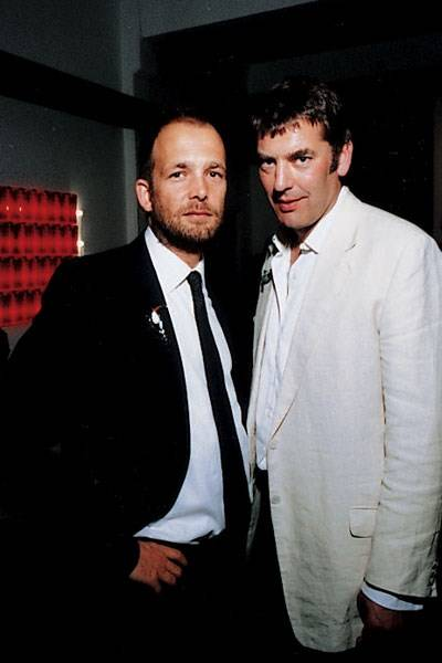 Max Wigram and Bill Amberg