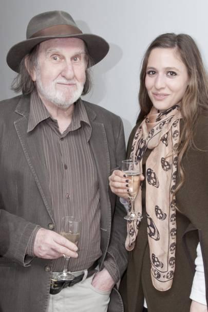 Neil Stokoe and Alexia Commatas