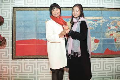 Wen Li and Paige Guo