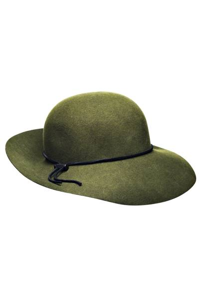 Wool hat, £165 by Rag & Bone