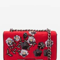 Topshop sequin bag