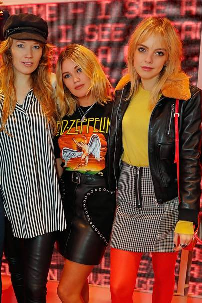 Fiona Jane, Kara Rose Marshall and Laura Hayden
