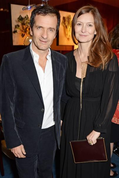 David Heyman and Rose Uniacke
