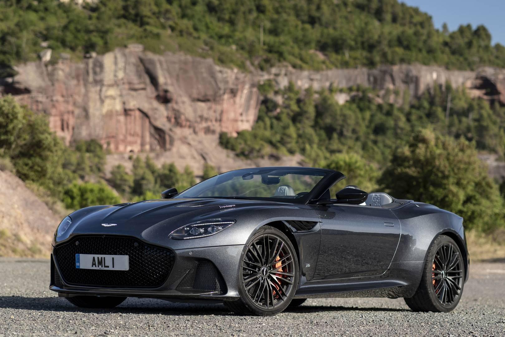 Aston Martin Dbs Superleggera Volante Review Tatler
