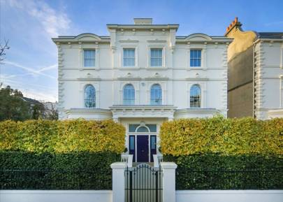 8-bedroom house on Randolph Road, Little Venice