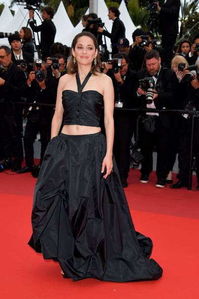Marion Cotillard wearing Chanel Haute Couture, 2019