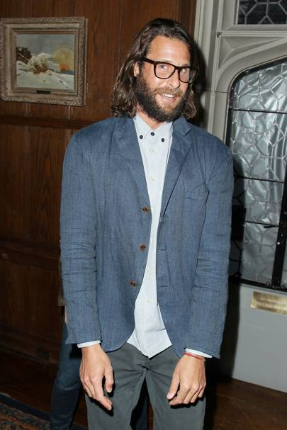 David De Rothschild