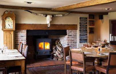 The Crown Inn, East Rudham, Norfolk
