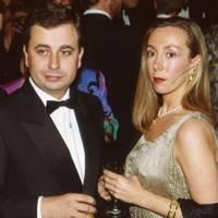John Kennedy and Princess Lavinia of Yugoslavia