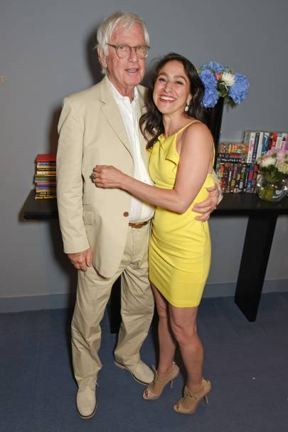 Peter Medich and Jessica Andrews