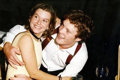 Katherine Davies and Alexander Millar