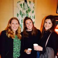 Anna Wigan, Annabelle McGregor and Serena Baer